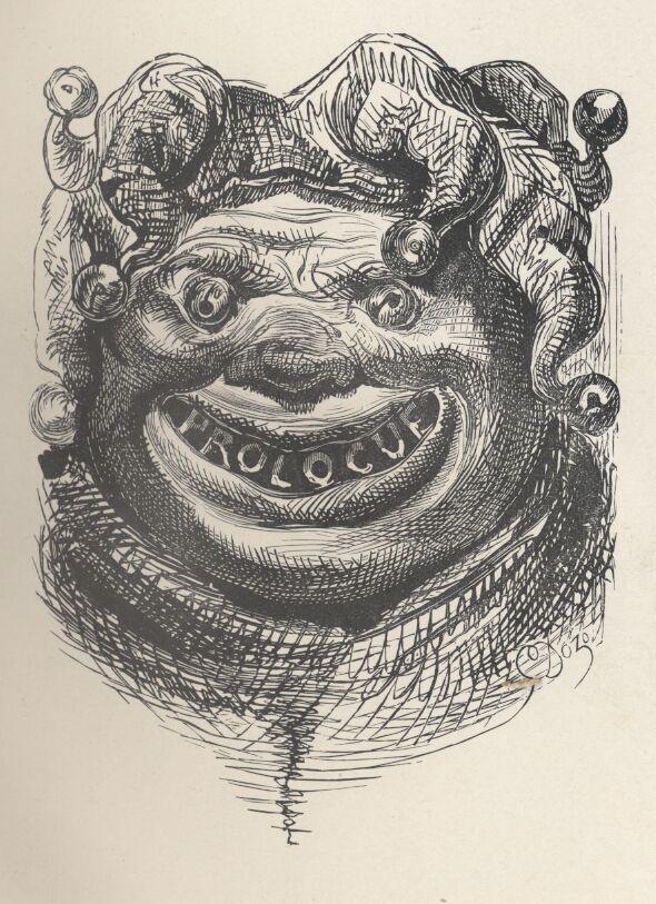 pictures of gargantua and pantigruel | Gargantua and Pantagruel - Gustave Dore - WikiPaintings.org