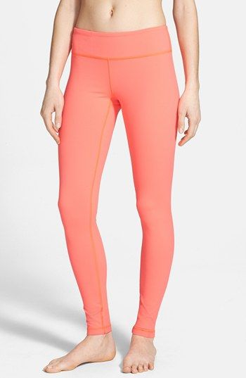 sorry LULU lemon im done with your cheap fabrics- HELLO Zella 'Live In' Leggings | Nordstrom
