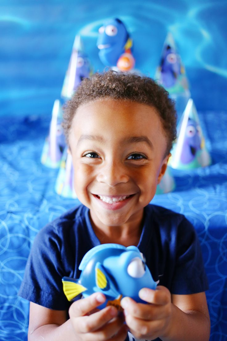 diy finding dory party game prizes