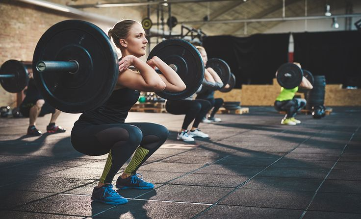 Find out how to lift heavy with these strength training tips for women.