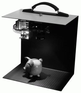 アソート(株)D-103種類の3次元形状計測カメラ
