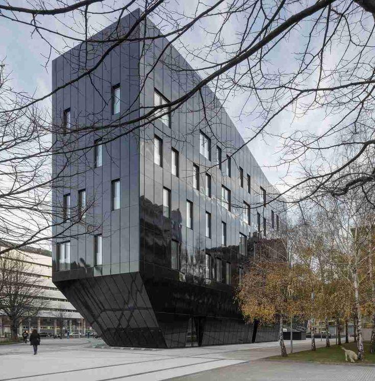 Gallery of Musikene / GA + Atxurra Zelaieta Arquitectos - 4