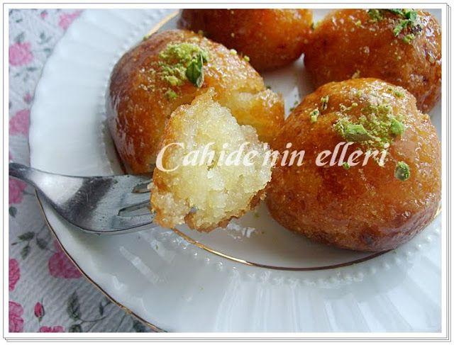 بسم الله الرحمن الرحيم: Ev yapımı kemalpaşa peynir tatlısı