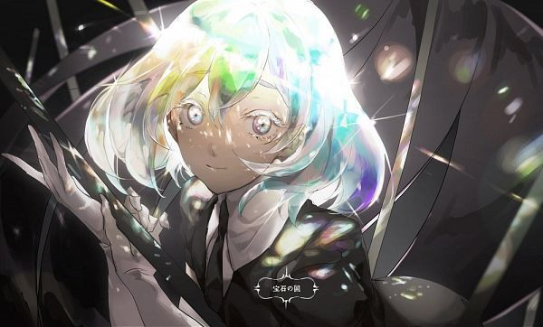 Diamond (Houseki no Kuni) (1000x604 99 kB.)