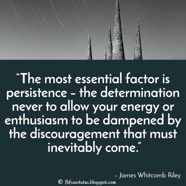 Persistence Motivational Quotes: 25+ Best Quotes About Determination Ideas On Pinterest