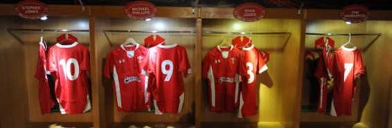 Tour the home of Welsh rugby, on a Millennium Stadium tour. Adults £7.50