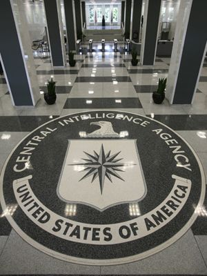 CIA - Langley ... Basic access, nothing special ... thanks to Presidential Classroom group when I was in high school.