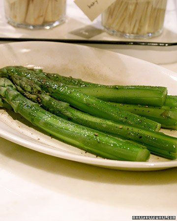 Boiled Asparagus - made this tonight and this is now my go to for quick yummy asparagus!