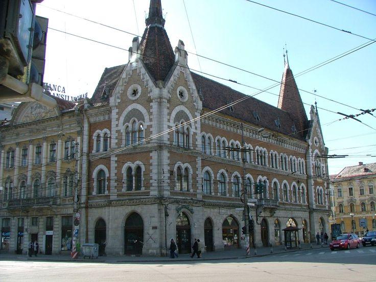 Szeky Palace in Cluj-Napoca, Romania