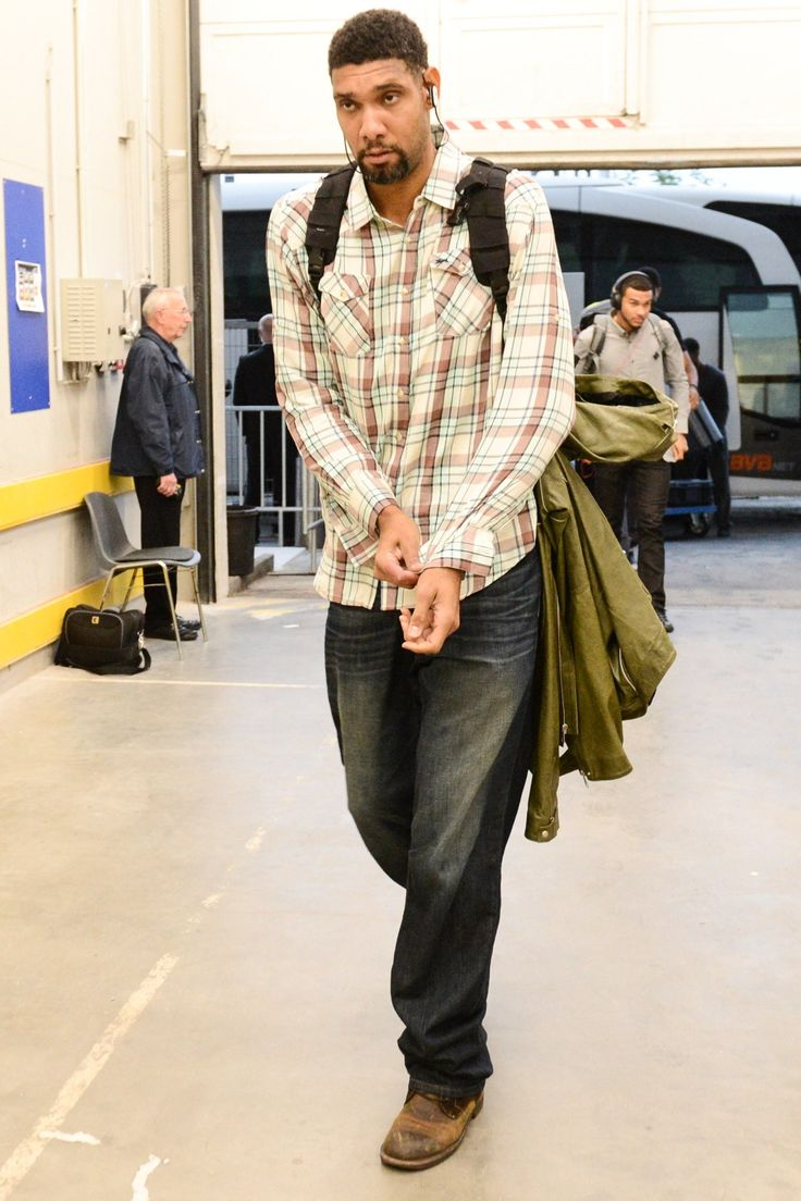 Tim Duncan Has Been Wearing the Same Thing for 20 Years Photos | GQ