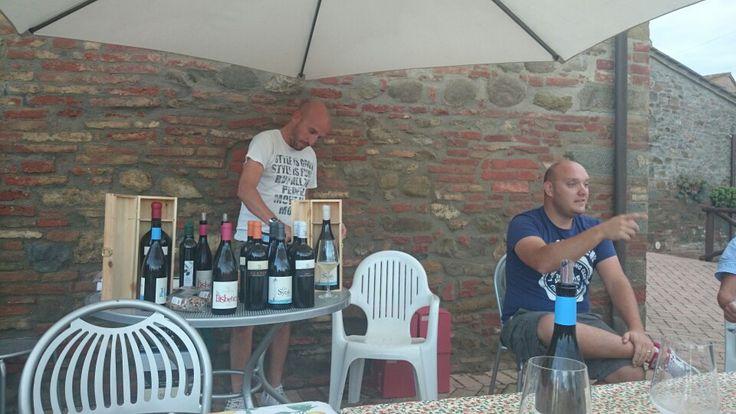 Vinsmaking fra Madrevite. Beste vinen eg vet om