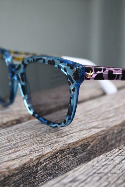 Sheriff & Cherry Wildcat sunglasses