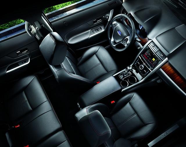 2013 Ford Edge Full Interior by CassCountyFord1, via Flickr