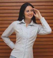 """Képtalálat a következőre: """"modelos de blusas para uniformes a rayas"""""""