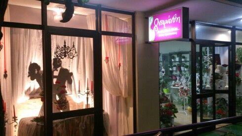 #Flowershop#Oneiranthi#