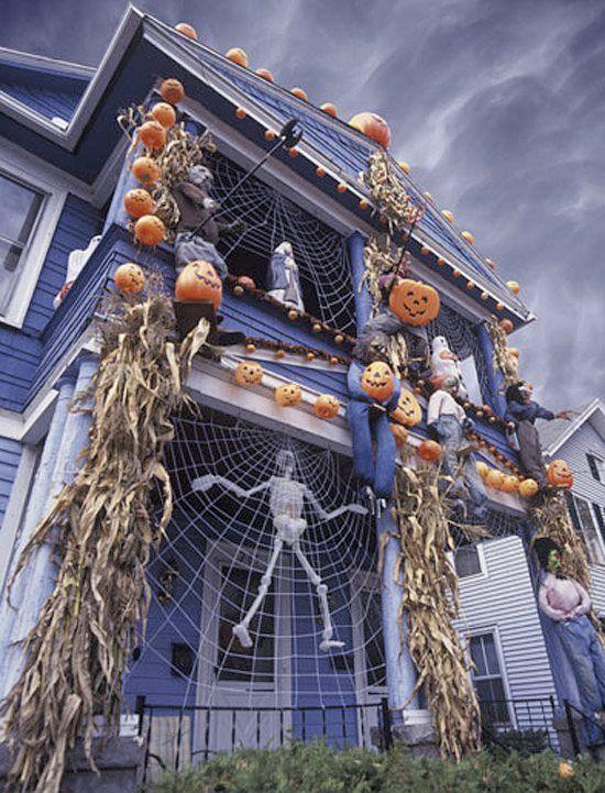 really wonderful halloween decor