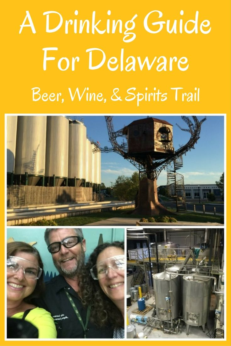 Who knew that Delaware had this cool beer, wine, and spirits trail? Trails are all the rage across the United States and it is only fitting that the First State have a kick-ass one like this. I enjoyed drinking my way through the state and here are some places I recommend adding to your next road trip adventure. Note: Always have a DD!