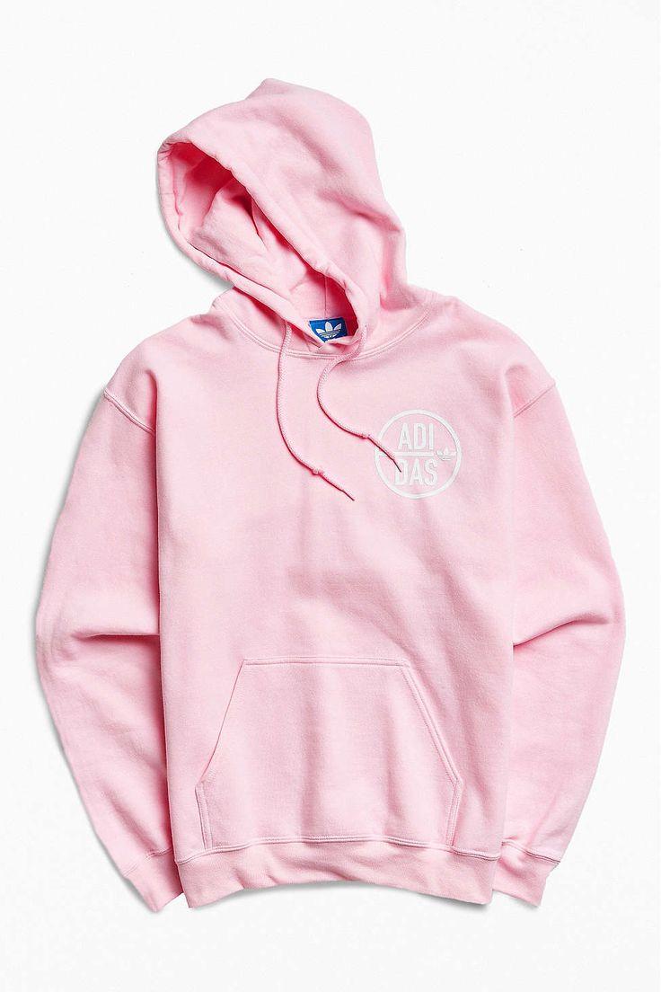 adidas Back Again Hoodie Sweatshirt - Urban Outfitters