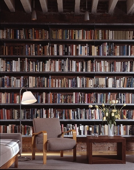 Wall Of Bookshelves 158 best libraries images on pinterest | book shelves, books and