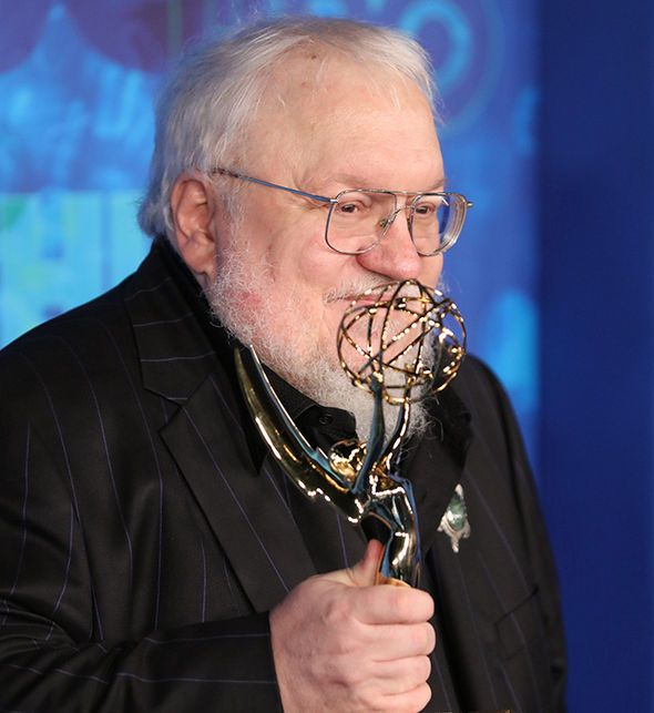 Game of Thrones news: George RR Martin gives UPDATE on Winds Of Winter book - http://buzznews.co.uk/game-of-thrones-news-george-rr-martin-gives-update-on-winds-of-winter-book -