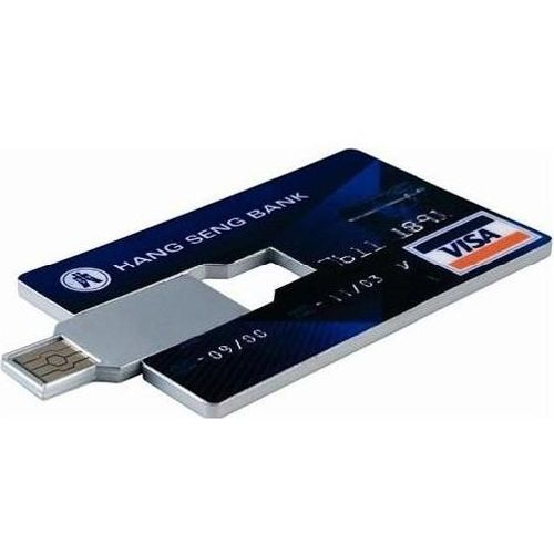 Credit Card Size USB 4 GB. Let us source and imprint that perfect #Promotional #item or Gift for your Business. Get a Free Consultation http://www.promotion-specialists.com/contact-us/get-a-free-consultation/