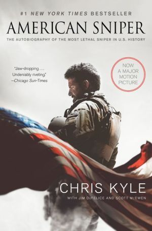 American Sniper (Movie Tie-in Edition)--just finished this book. Wow is all I can say about it...totally speechless. I like this book