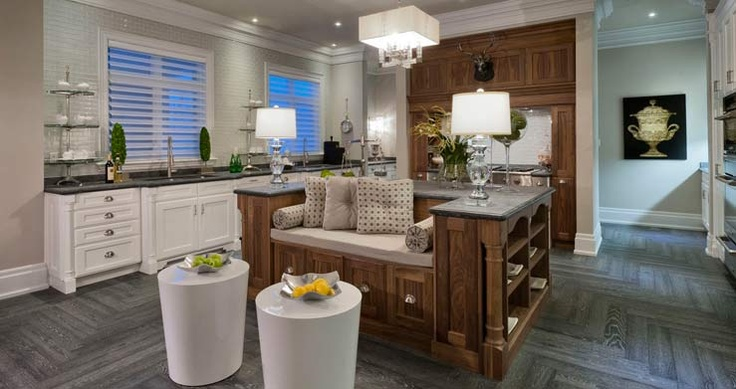 The Princess Margaret Home Lottery Showhome spring 2013 fab Kitchen Vaughan ON