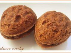 Vánoční kakaové ořechy