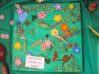 Meus Trabalhos Pedagógicos ®: Decoração de sala de aula - Bichinhos do Jardim