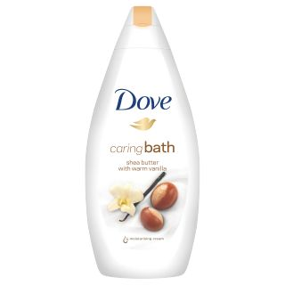 Dove Purely Pampering Shea Butter And Warm Vanilla Bath 500ml