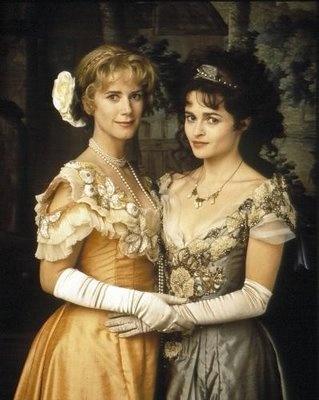 Twelfth Night, 1996 -- Imogen Stubbs and Helena Bonham-Carter as Viola and Olivia