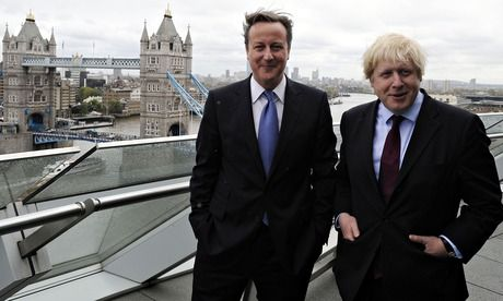 11/8/14 Boris Johnson is public favourite for Conservative leadership – poll. Another example of style over substance.
