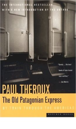 The Old Patagonian Express by Paul Theroux The author travelled through South America around the same time as I was backpacking a similar route, so it was good to re-visit this book over 30 years on. It confirms my opinion of Paul Theroux' travel books: he's a lively, witty and authentic observer whilst being a cantankerous and egocentric companion!