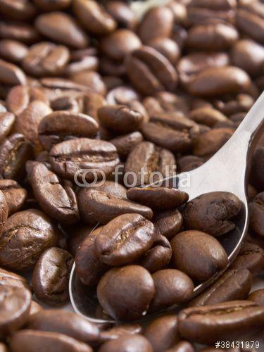Kaffeebohnen, geröstet