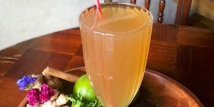 Encuentra aquí los ingredientes y la receta para preparar el fresco de súchiles, una de las bebidas características de la Semana Santa en Guatemala.