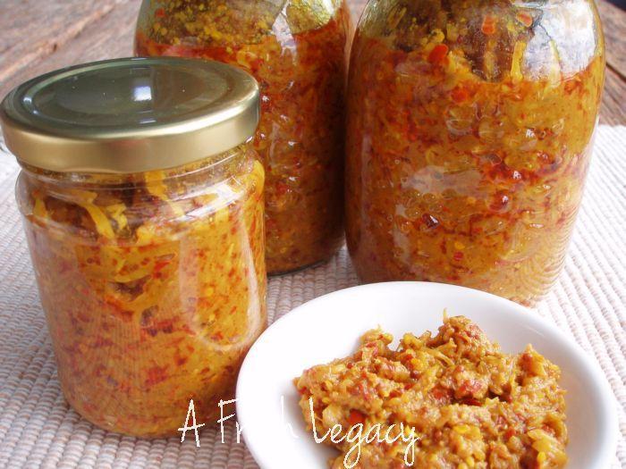 Kasouni - Indian Style Zucchini Chutney