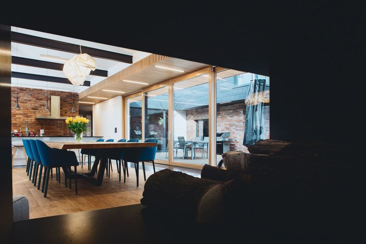 Dom w Warszawie / Włodek Sidorczuk – Comdesigne – nowoczesna STODOŁA   wnętrza & DESIGN   projekty DOMÓW   dom STODOŁA