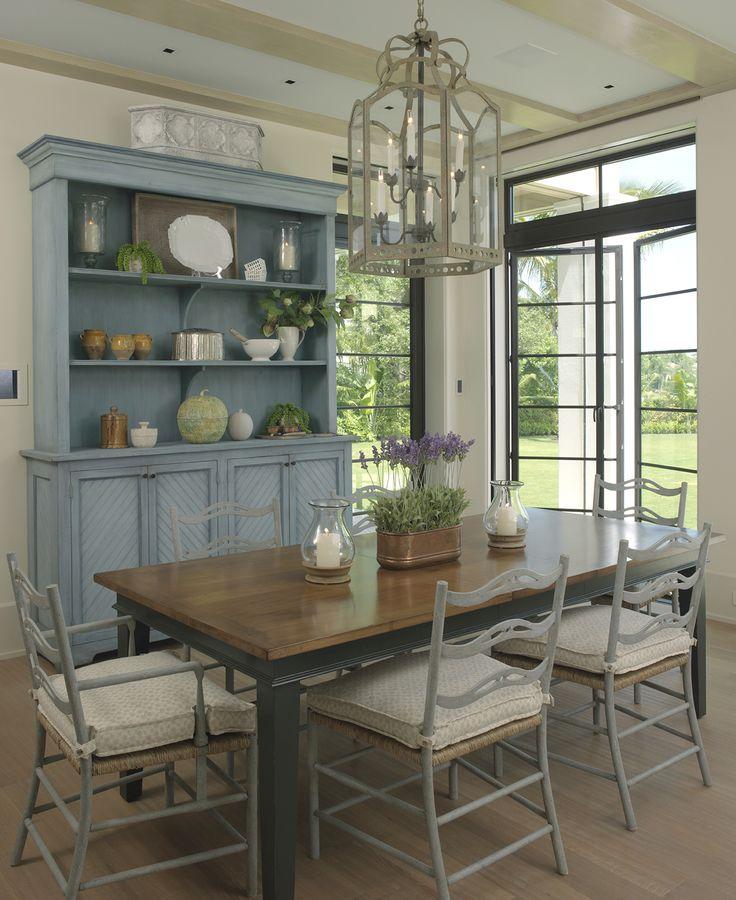 Beautiful Farmhouse Style Dining Room | SLD Interiors