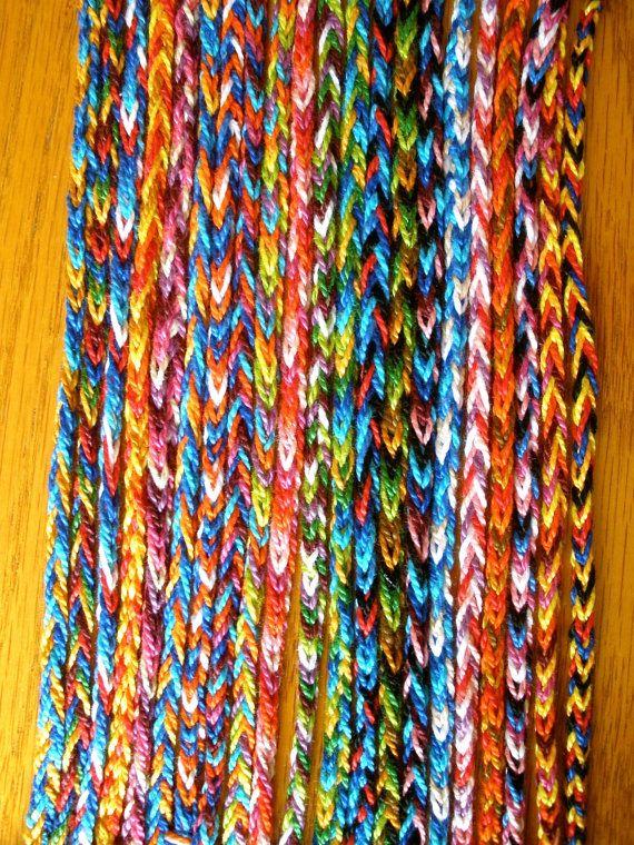 Cute Handmade Friendship Bracelets by ArmCandySquared on Etsy, $1.99