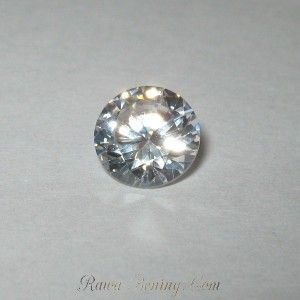 Grosir Cubic Zircon Round 5mm