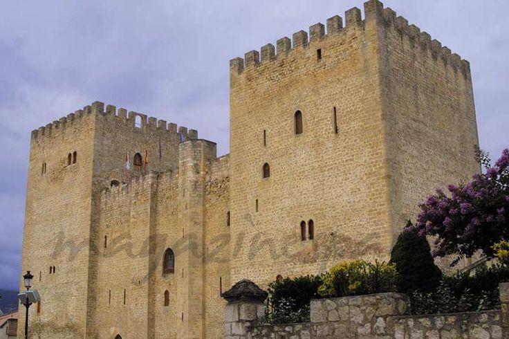 El Alcázar de los Condestables Las merindades Burgos España