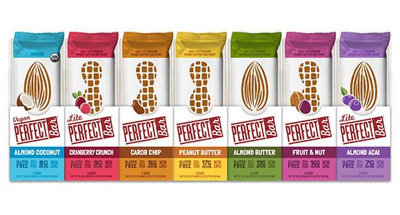 Perfect Food Protein Bar A knock-off version of one of my favorite protein bars called ''perfect food bars''.