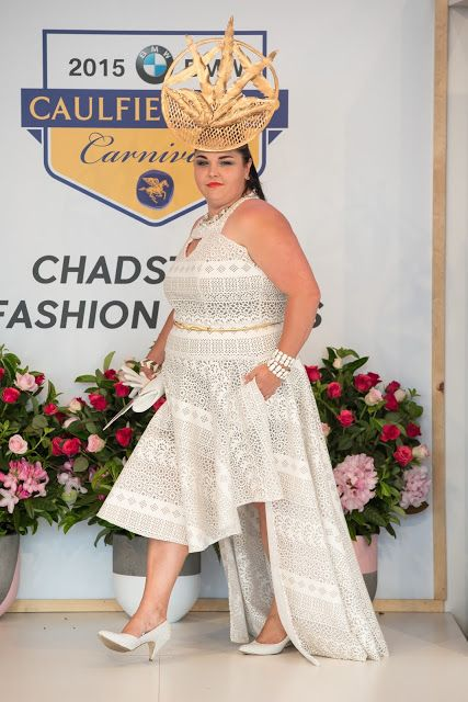 Racing Fashion: Fashions on the Field at Caulfield Cup 2015