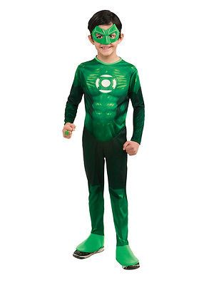Child #licensed green lantern hal #jordan fancy dress #costume kids boys ages 3-1, View more on the LINK: http://www.zeppy.io/product/gb/2/191173347427/