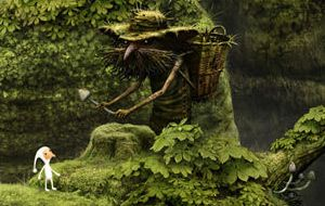Samorost3 designed by Amanita Design