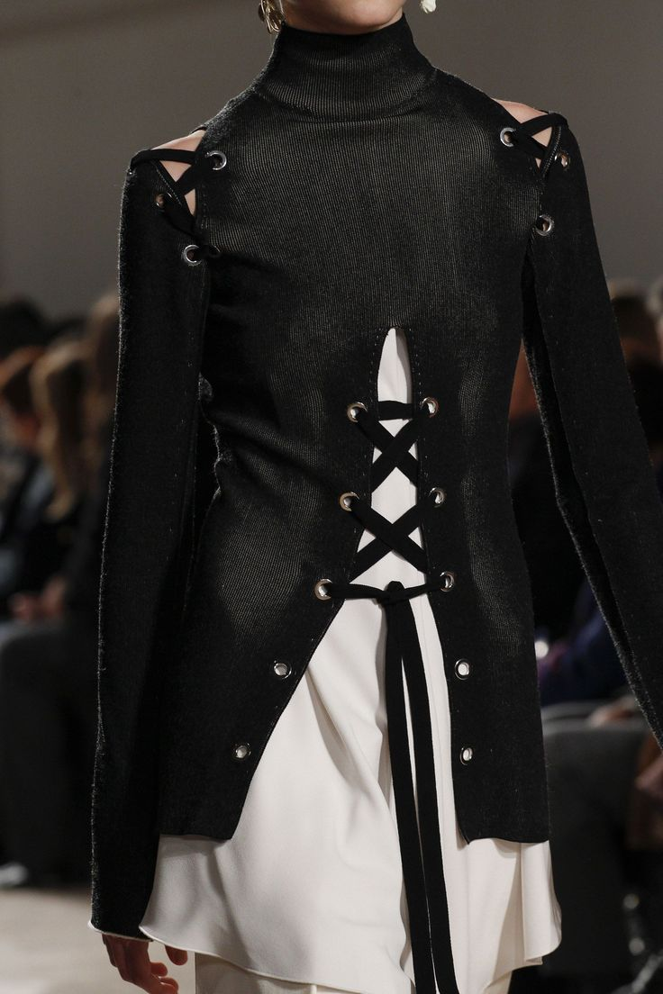 Apr 2, 2020 – Proenza Schouler Fall 2016 Ready-to-Wear Fashion Show Details #style #shopping #styles #outfit #pretty #gi…