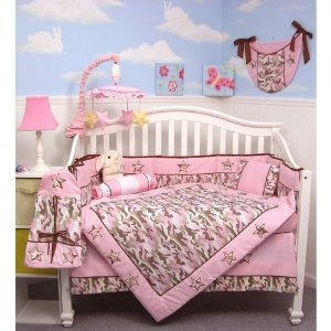 If I ever have a girl thats like me.. this will be her bedroom - Pink Camo. LOVE