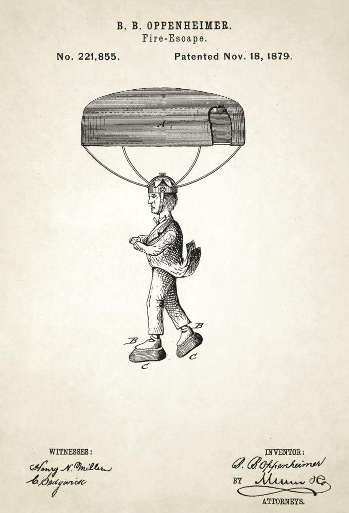 Patent Attorney Patent Art Prints