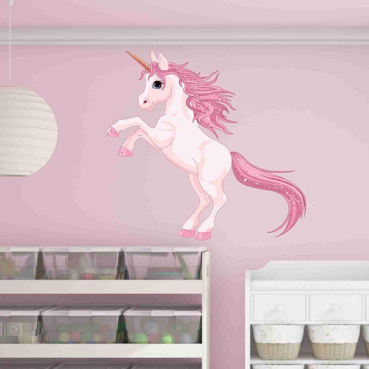 Best 25+ Unicorn wall decal ideas on Pinterest | Wall ...