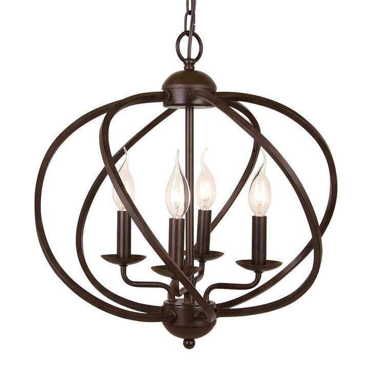 Метки: Люстры в комнату, Люстры потолочные, Современные люстры.              Материал: Металл.              Бренд: Gramercy Home.              Стили: Классика и неоклассика, Лофт.              Цвета: Темно-коричневый.
